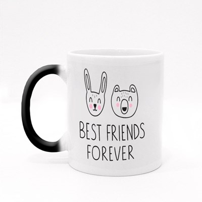 Best Friends Forever Magic Mugs