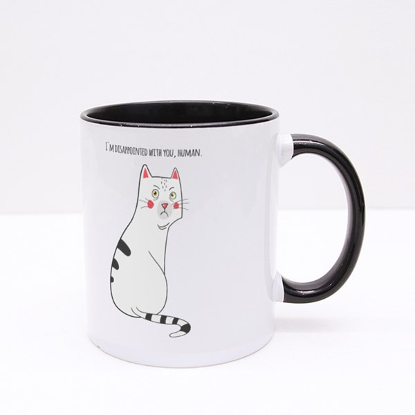 I`M Disappointed With You Colour Mugs