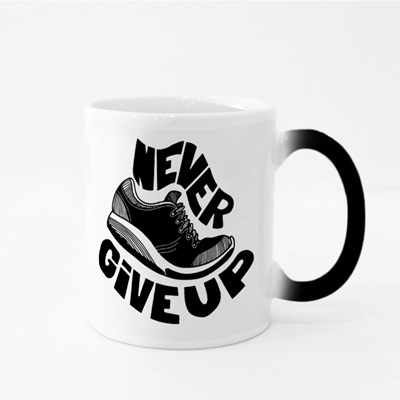Never Give up on Me Magic Mugs