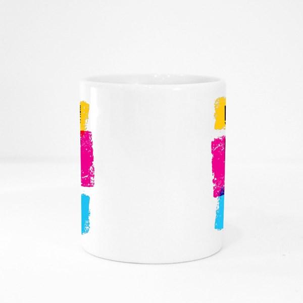 Inspiring Motivation Quotes Colour Mugs