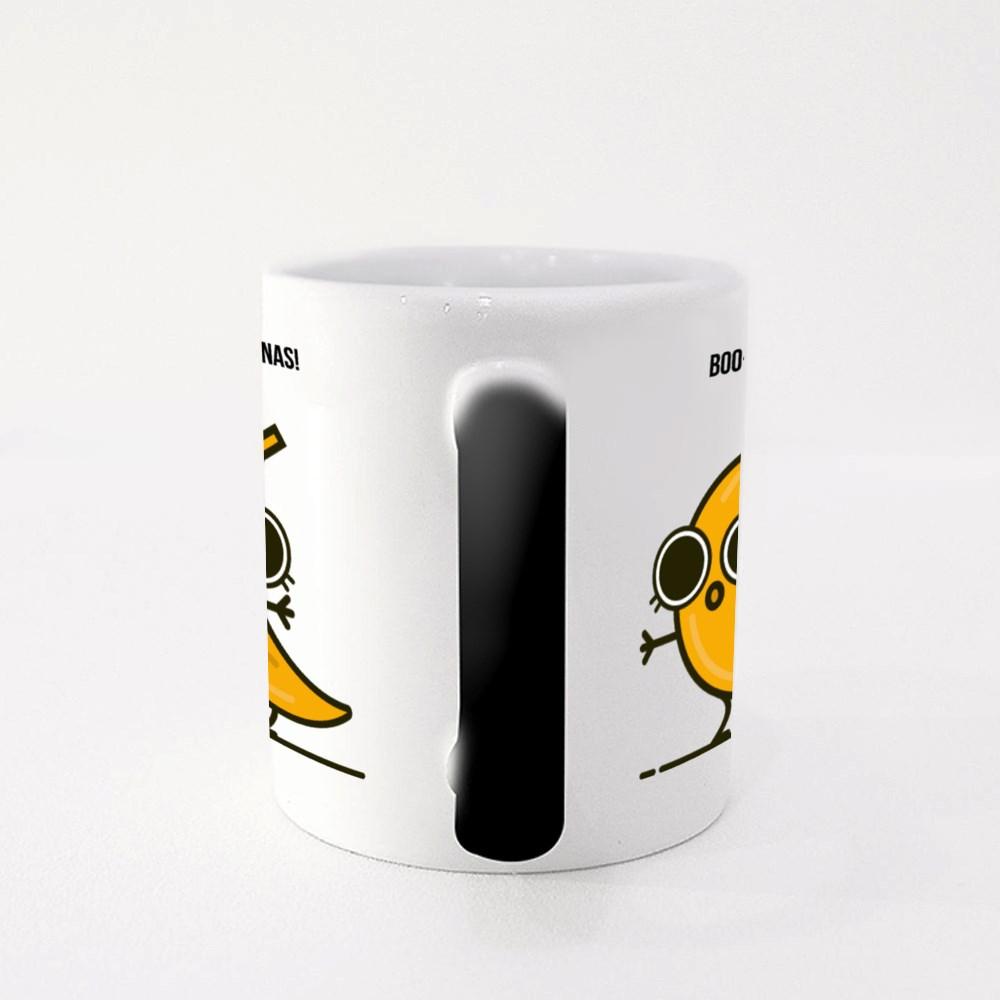 Boo-Nana! With Cute Banana Magic Mugs