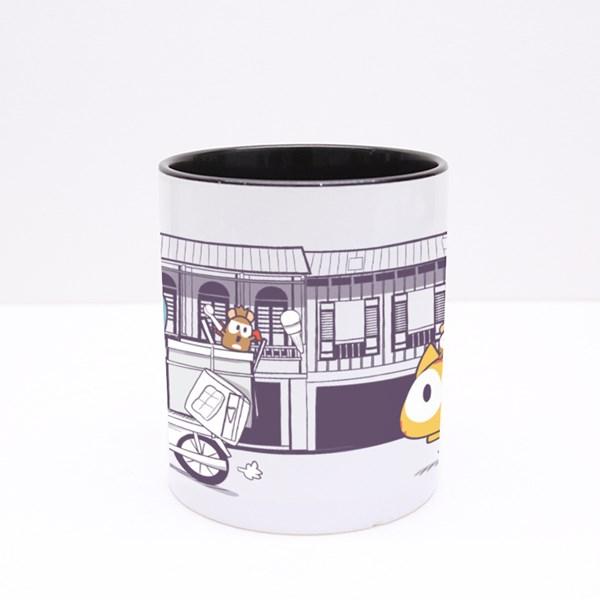 Miao Memories: Moving Happiness V2 Colour Mugs
