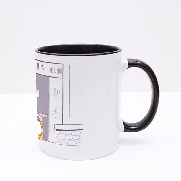 Miao Memories: Vending Cards V2 Colour Mugs