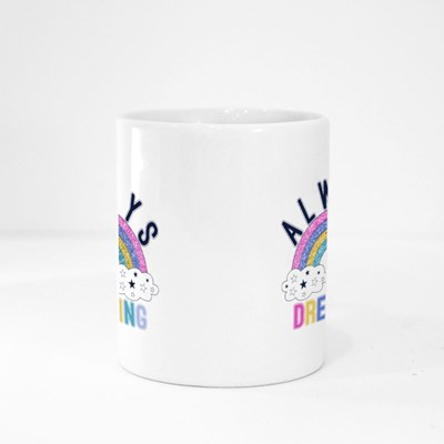 Always Dreaming Magic Mugs