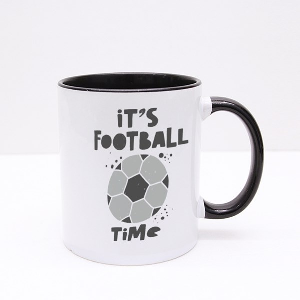 It's Football Time. 彩色杯