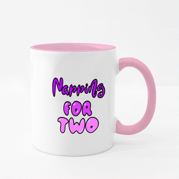 Quote About Pregnancy Colour Mugs