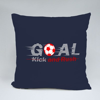 Goal Kick and Rush 抱枕