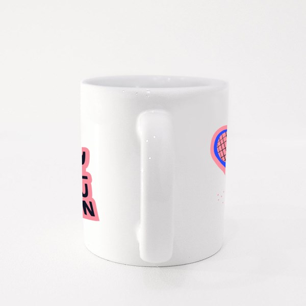 Play Till You Win Colour Mugs