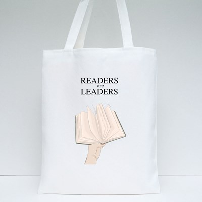 Readers Are Leaders 帆布袋