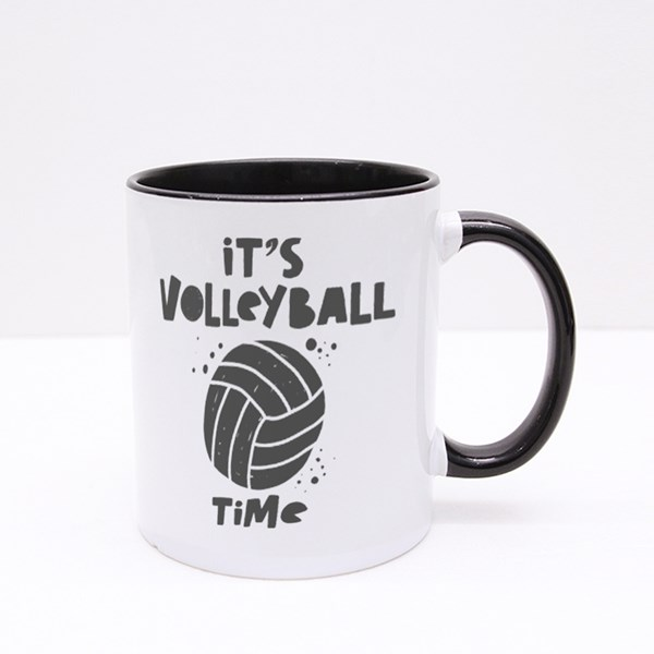It's Volleyball Time 彩色杯