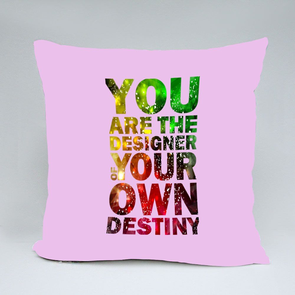 You Are the Graphic Your Own Bantal