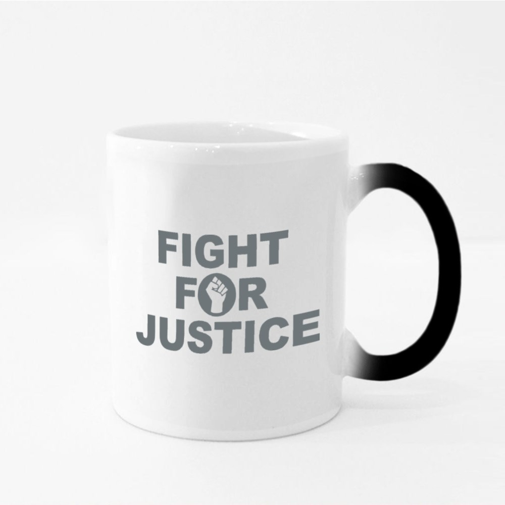 Fight for Justice Magic Mugs