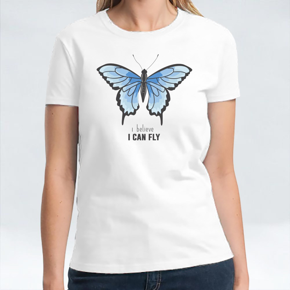 I Believe I Can Fly T-Shirts