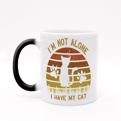 Im Not Alone, I Have a Cat 魔法杯