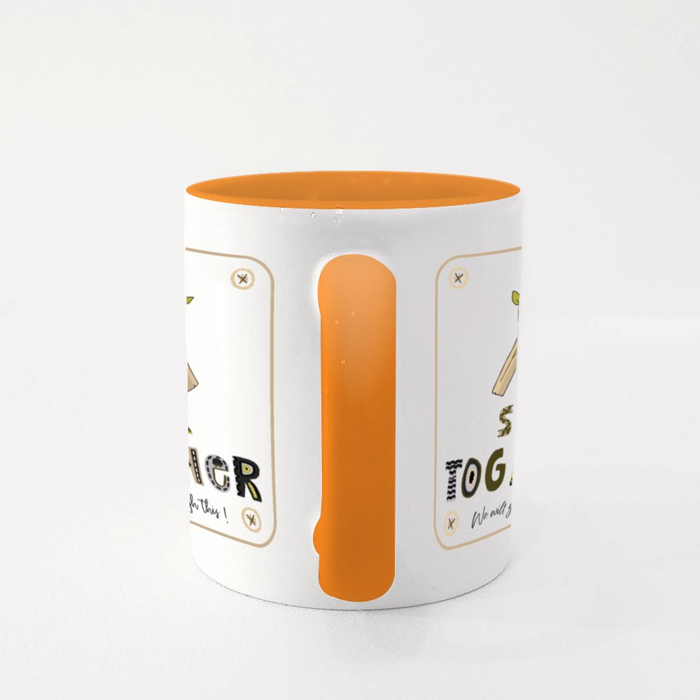 We Will Get Through This Colour Mugs