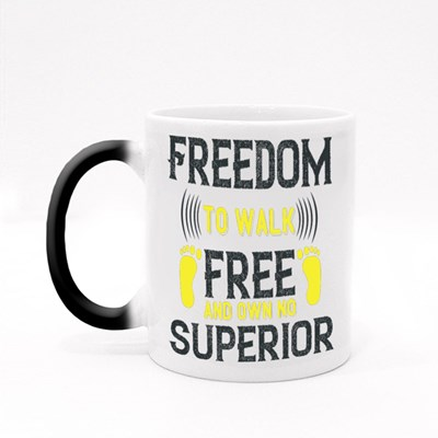 Free and Own No Superior 魔法杯