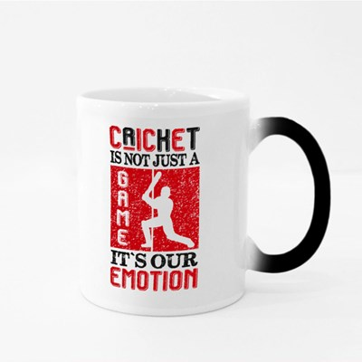 Cricket Is Not Just a Game 魔法杯