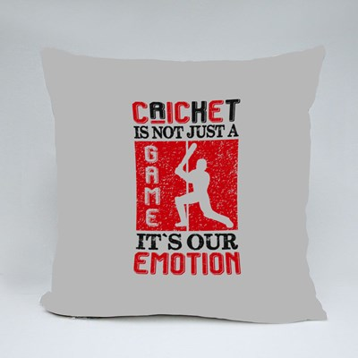 Cricket Is Not Just a Game 抱枕