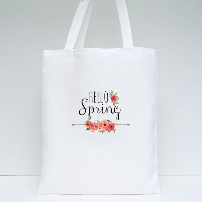 Spring Tote Bags