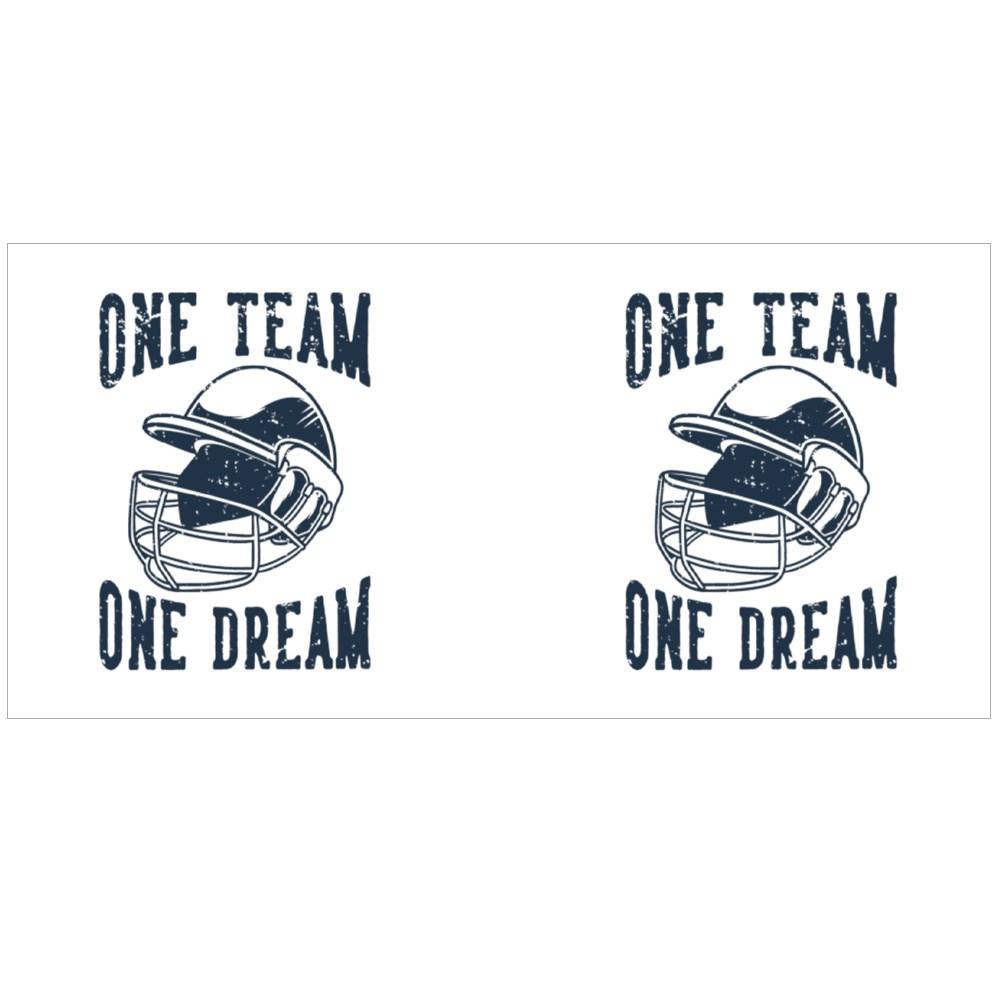 One Team One Dream Colour Mugs