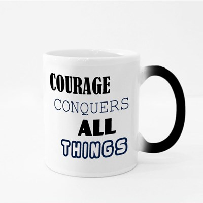 Courage Conquers All Things 魔法杯