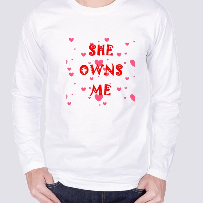 Lovers Long Sleeve T-Shirts