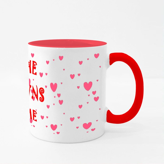 Lovers Colour Mugs