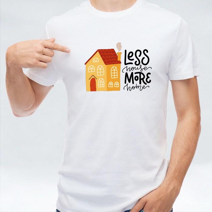 Less House More Home 短袖T恤