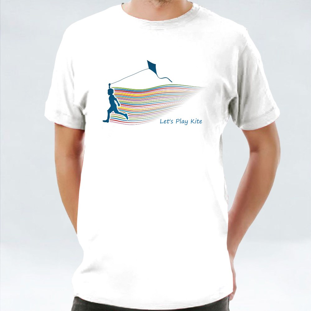 Let's Play Kite T-Shirts