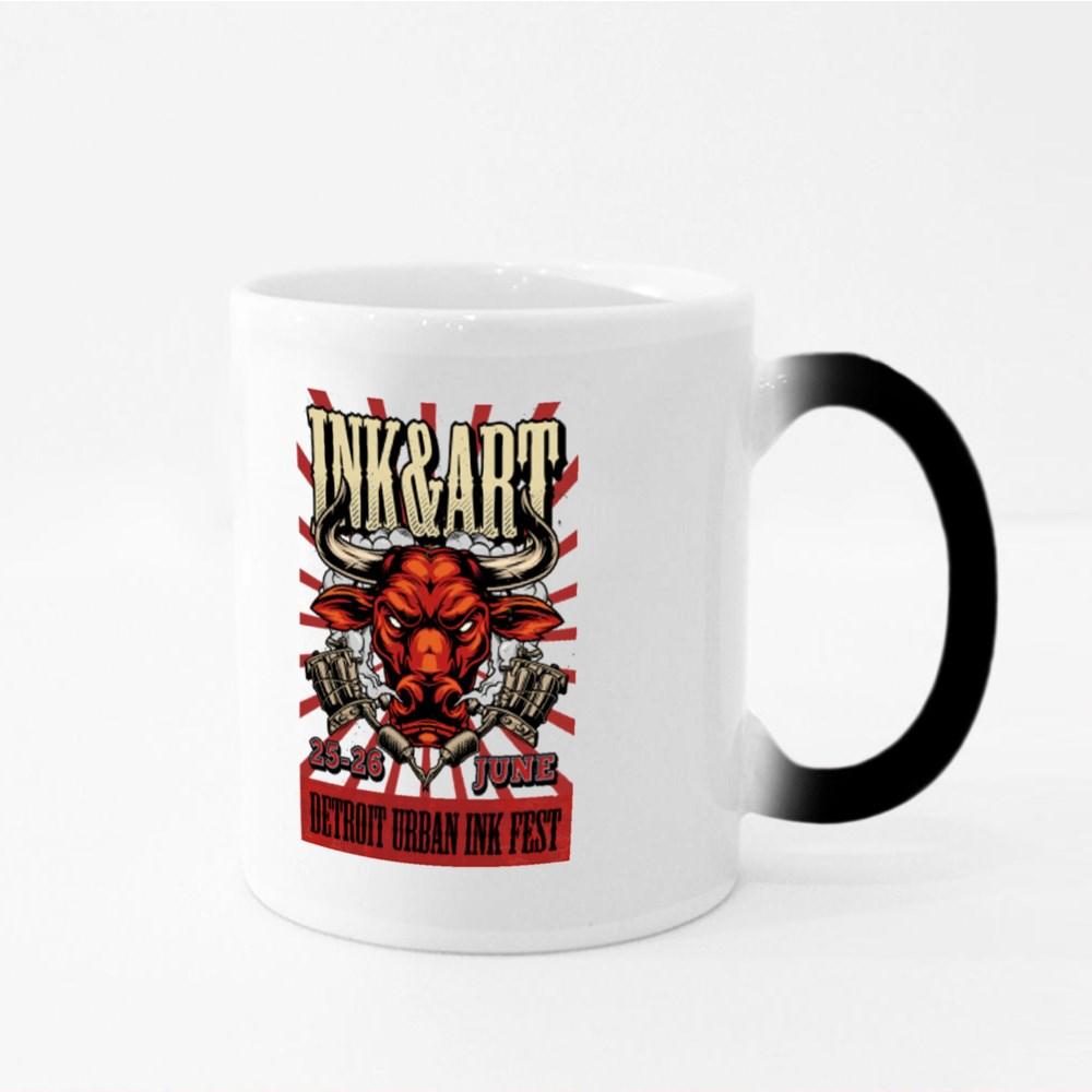 Ink & Art Festival Magic Mugs