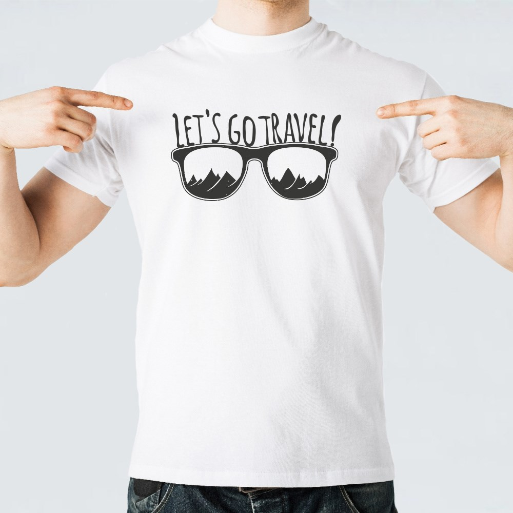 Let's Go Travel T-Shirts
