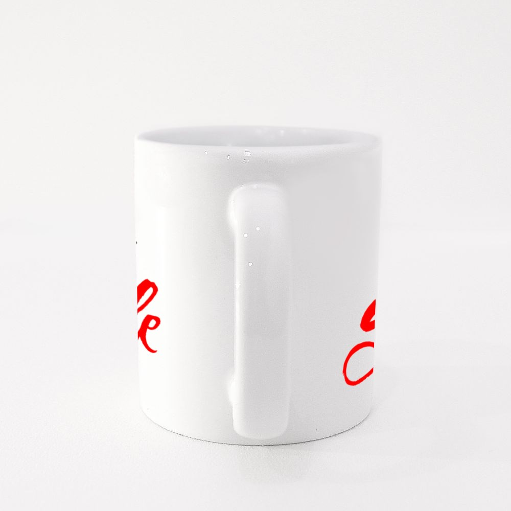 Live With Style Colour Mugs