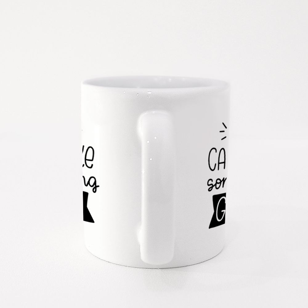 You Can Make Something Great Colour Mugs
