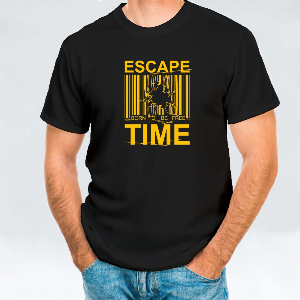 Escape Born to Be Free T-Shirts
