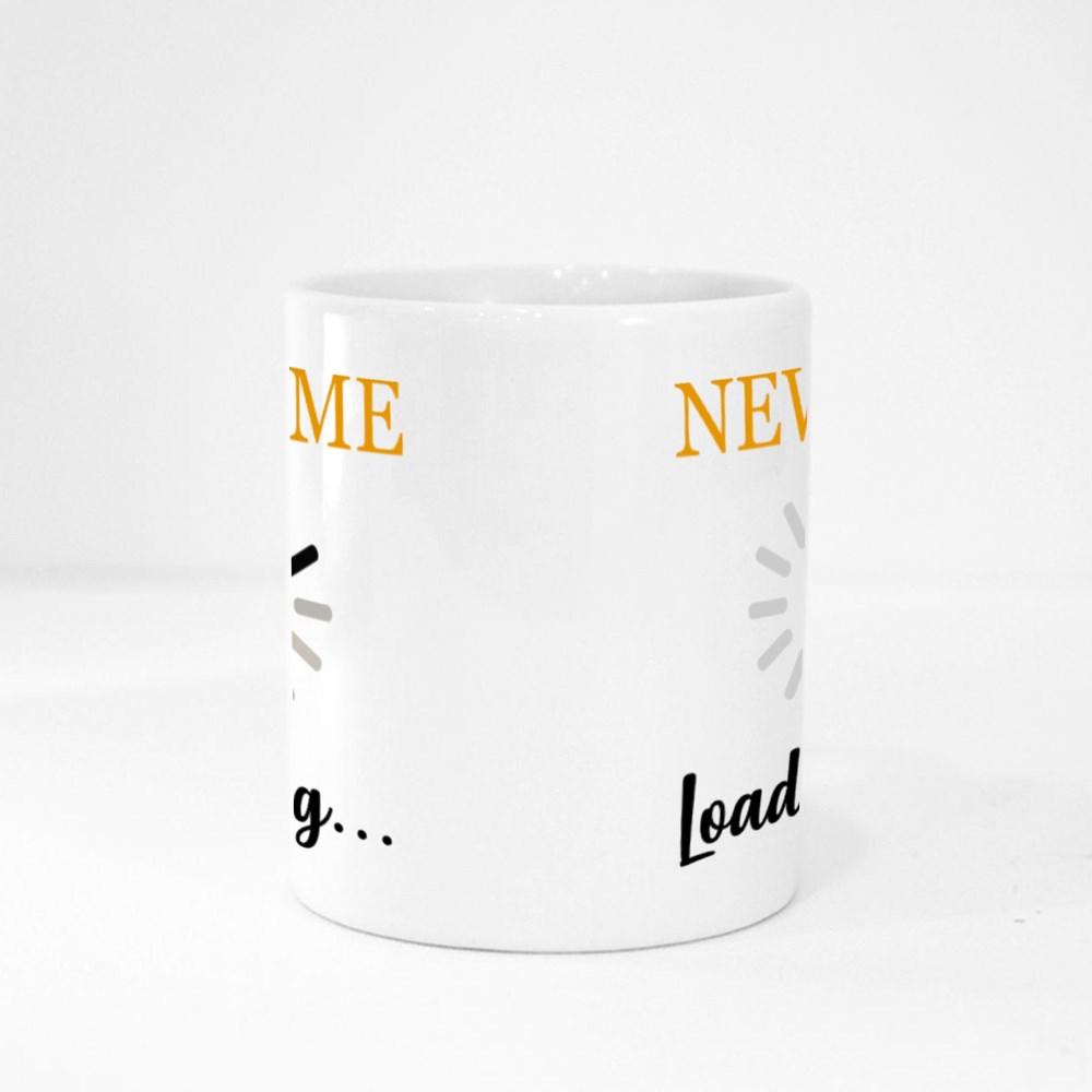 New Me Is Loading Magic Mugs