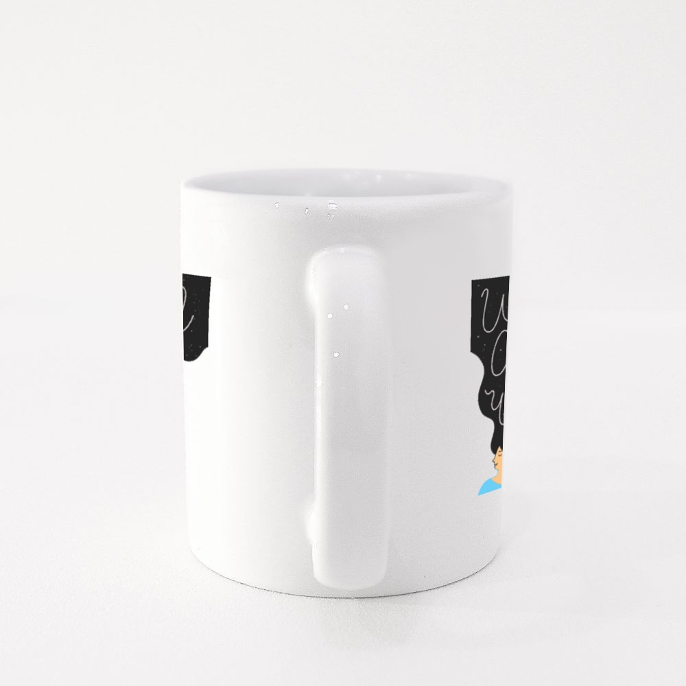 We Can Change the World Colour Mugs