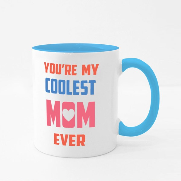 You're My Coolest Mom Ever 彩色杯