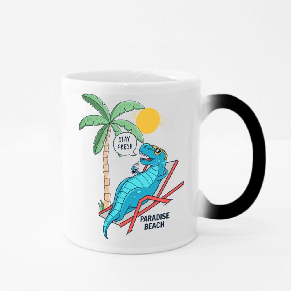 Stay Fresh at Paradise Beach Magic Mugs
