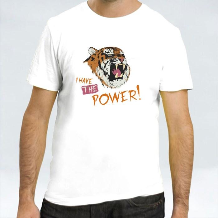 I Have the Power 短袖T恤