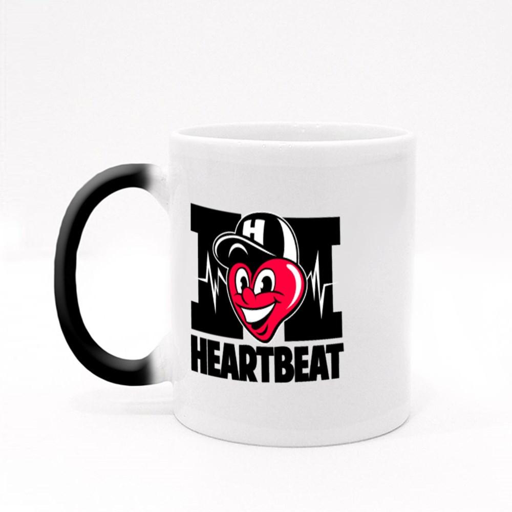 I Am Your Heartbeat Magic Mugs