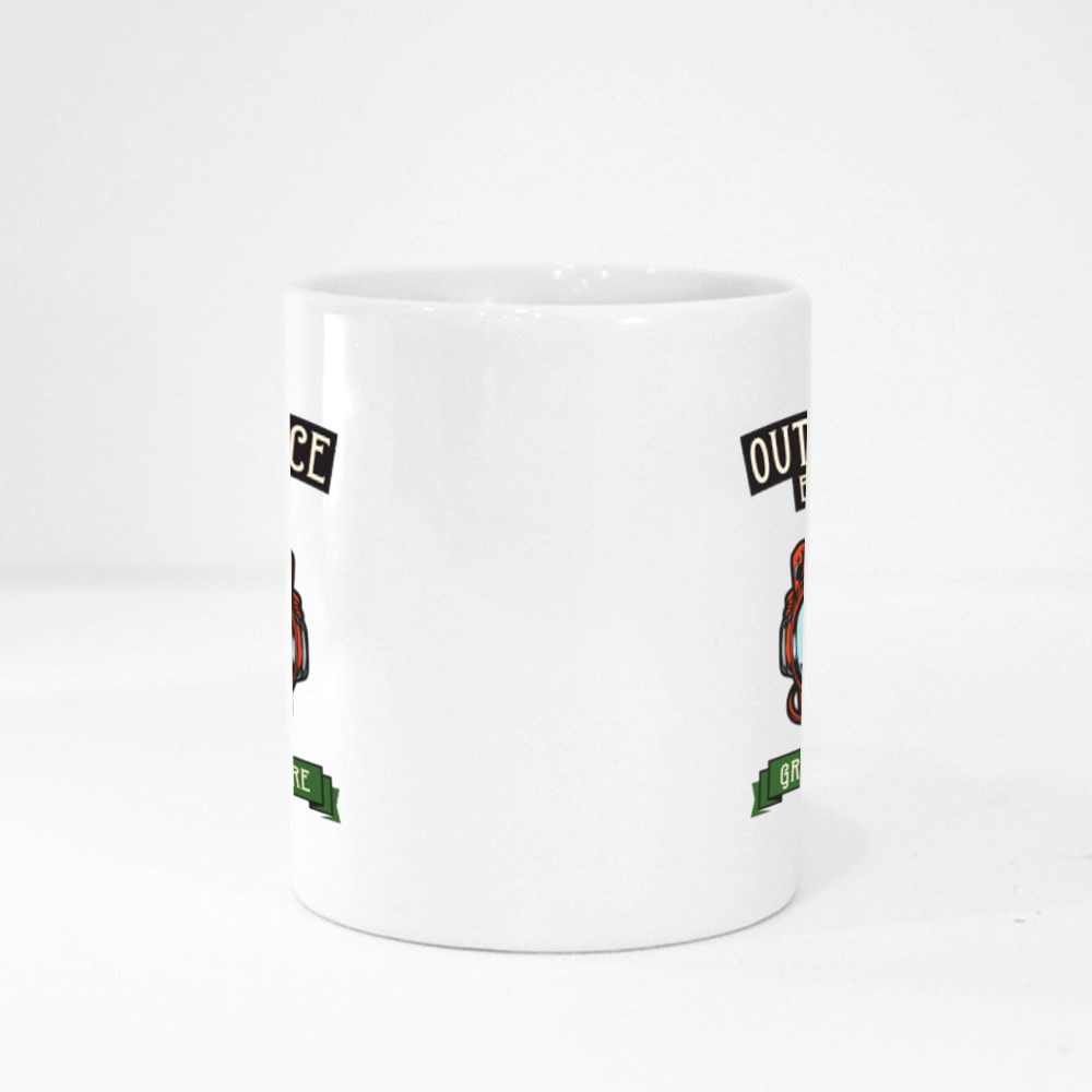 Outer Space Exploration Magic Mugs