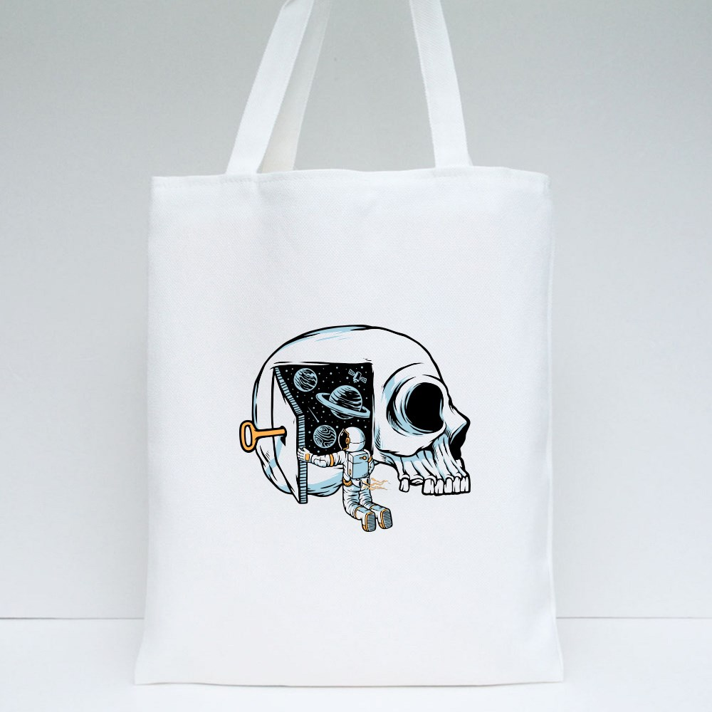 Opening the Universe Doors Tote Bags