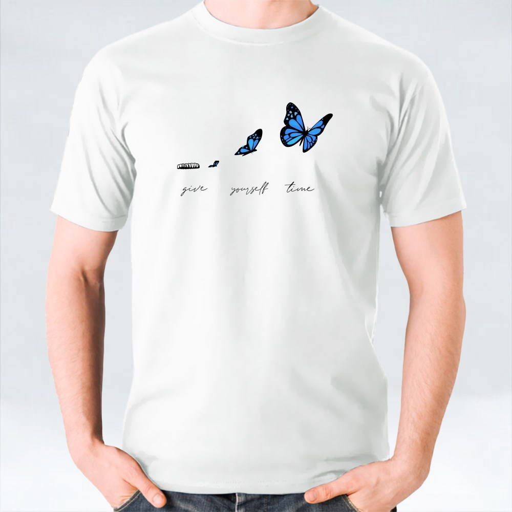 Give Yourself Time T-Shirts