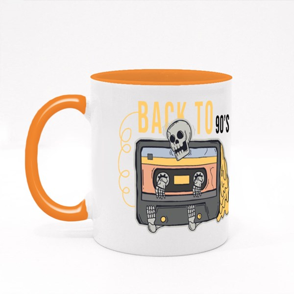 Back to 90'S, Tape 彩色杯