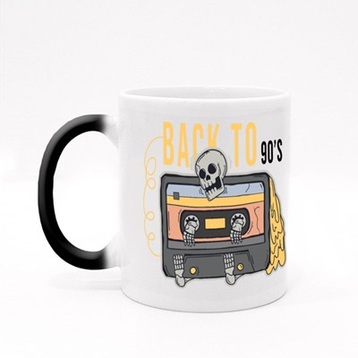 Back to 90'S, Tape 魔法杯