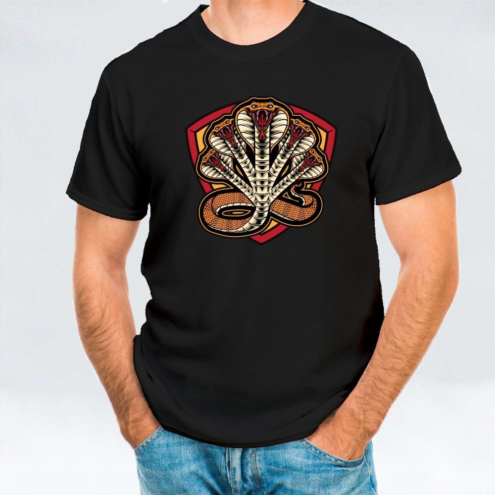 Cobra Hydra, Snake T-Shirts
