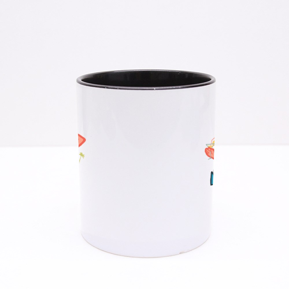 Try to Relax Your Brain Colour Mugs