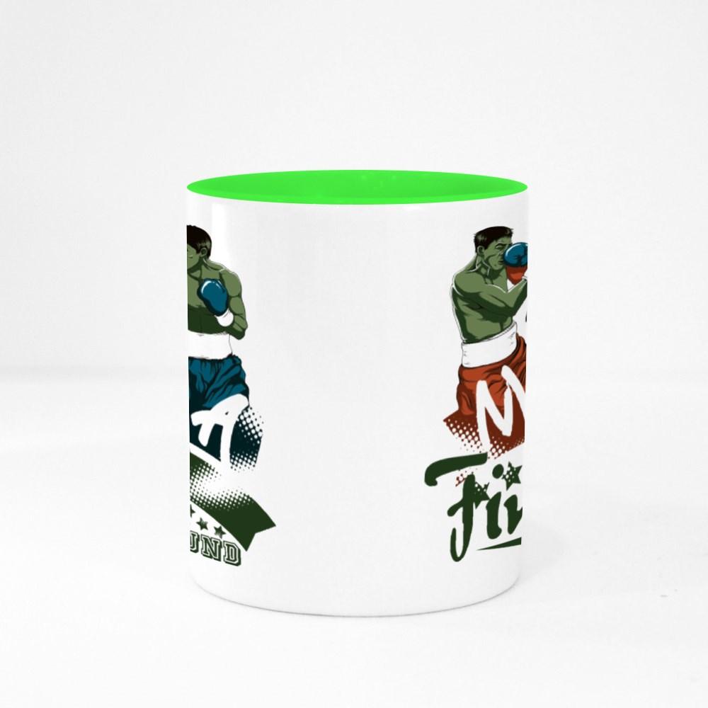 Final Round  Colour Mugs