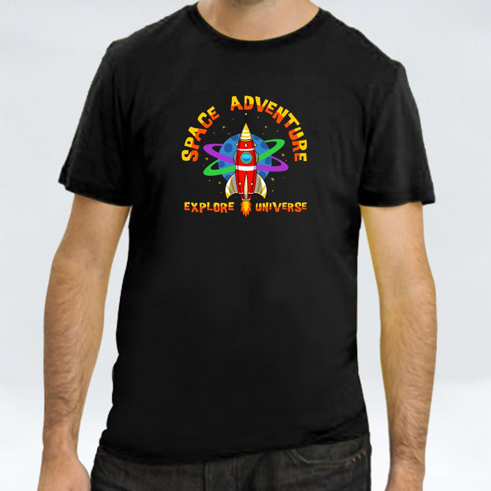 Space Adventure T-Shirts
