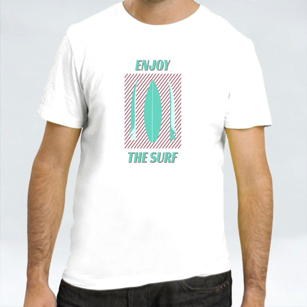 Enjoy the Surf Today T-Shirts